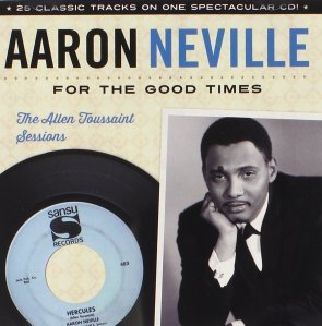 Aaron Neville Toussaint Sessions