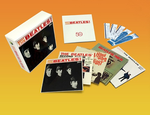 Beatles - Japan Box