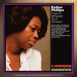 Esther Phillips - From a Whisper Expanded