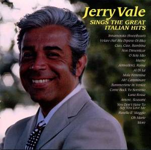 Jerry Vale - Sings the Italian Hits