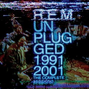 REM Unplugged CD