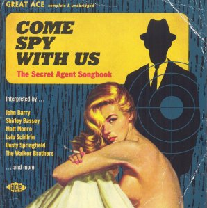Come Spy with Us