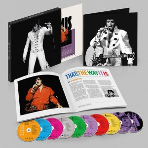 Elvis - That's the Way It Is Box