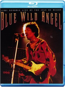 Hendrix Blue Wild Angel BD