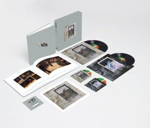 Led Zeppelin - IV Box