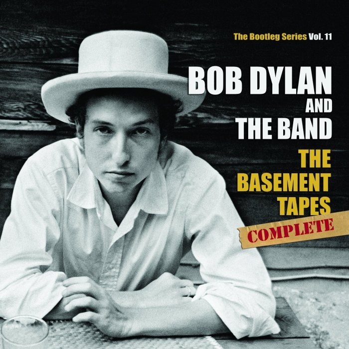 Dylan and The Band - Basement Tapes Complete