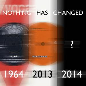 Bowie - Nothing Has Changed Promo Art