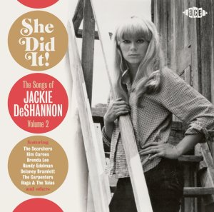 Jackie DeShannon - She Did It