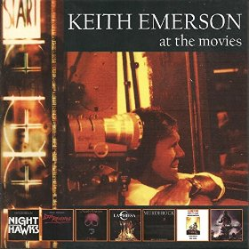 Keith Emerson at the Movies