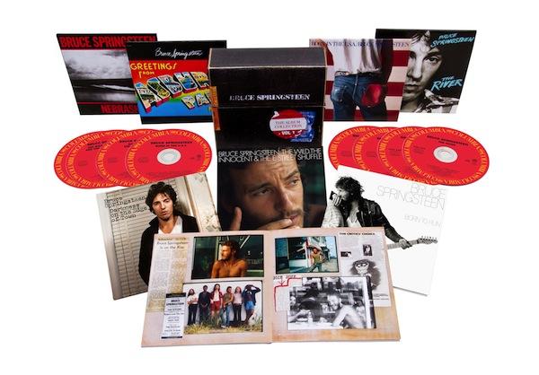 Springsteen Box