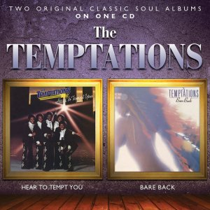 Temptations - Hear to Tempt Two-Fer