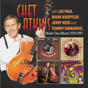 Chet Atkins - Master Class