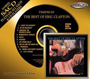 Clapton - Timepieces SACD